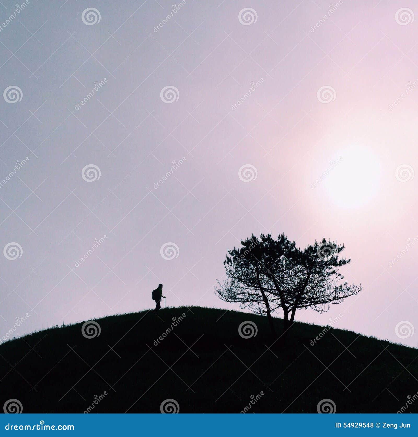 孤独的探险家