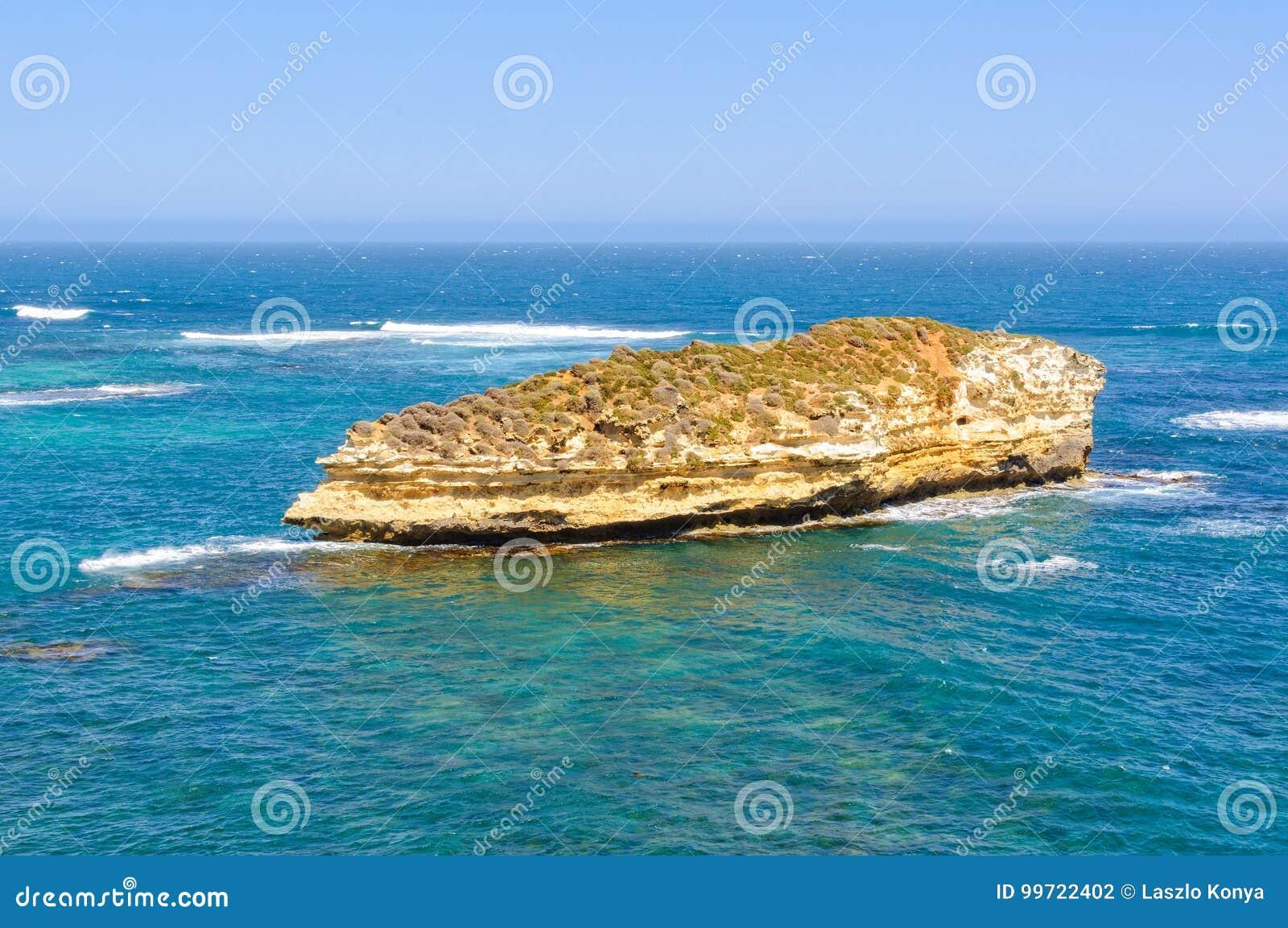 孤立海岛-海岛海湾