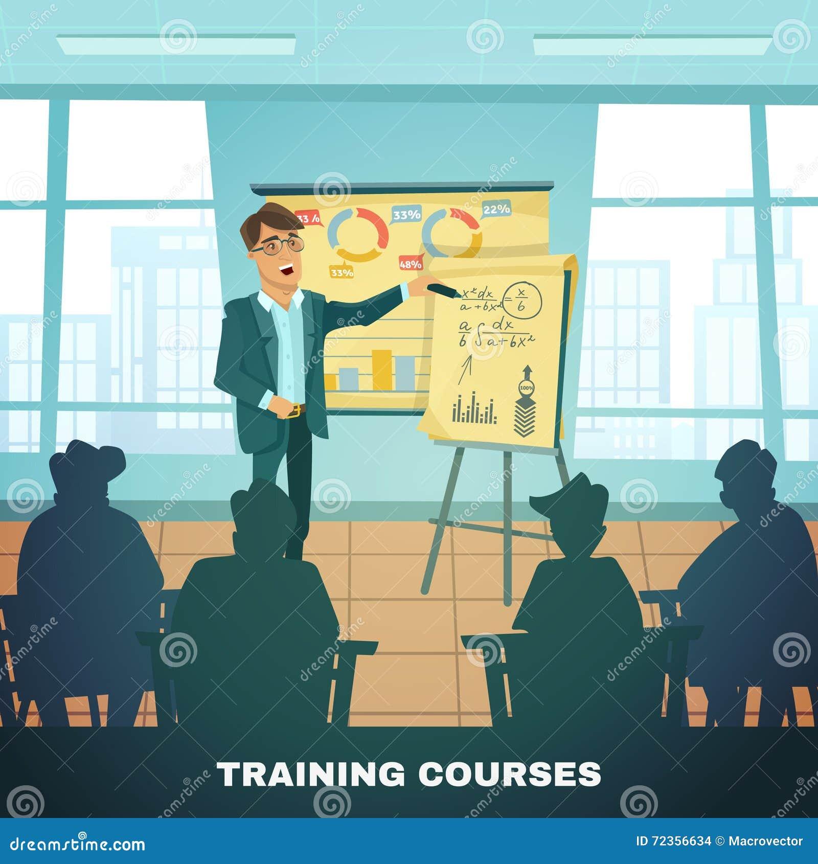 学校培训班教育海报
