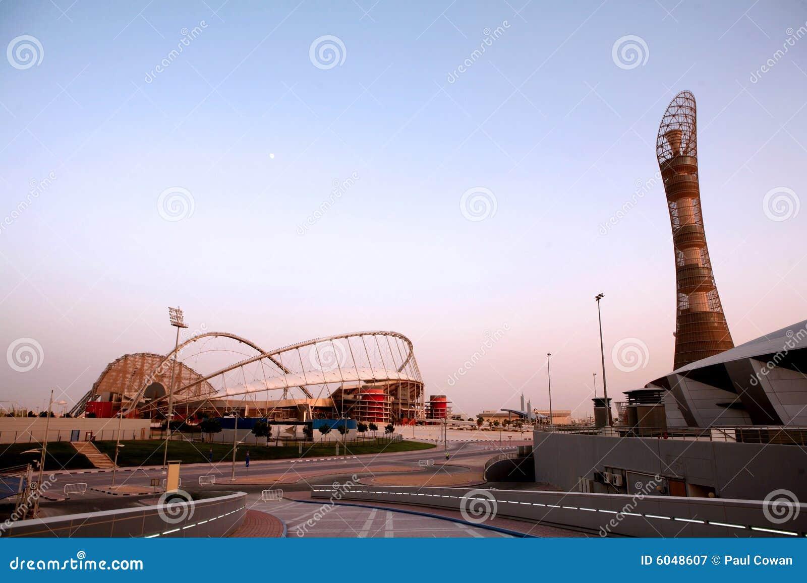 学院向往黄昏卡塔尔s体育运动