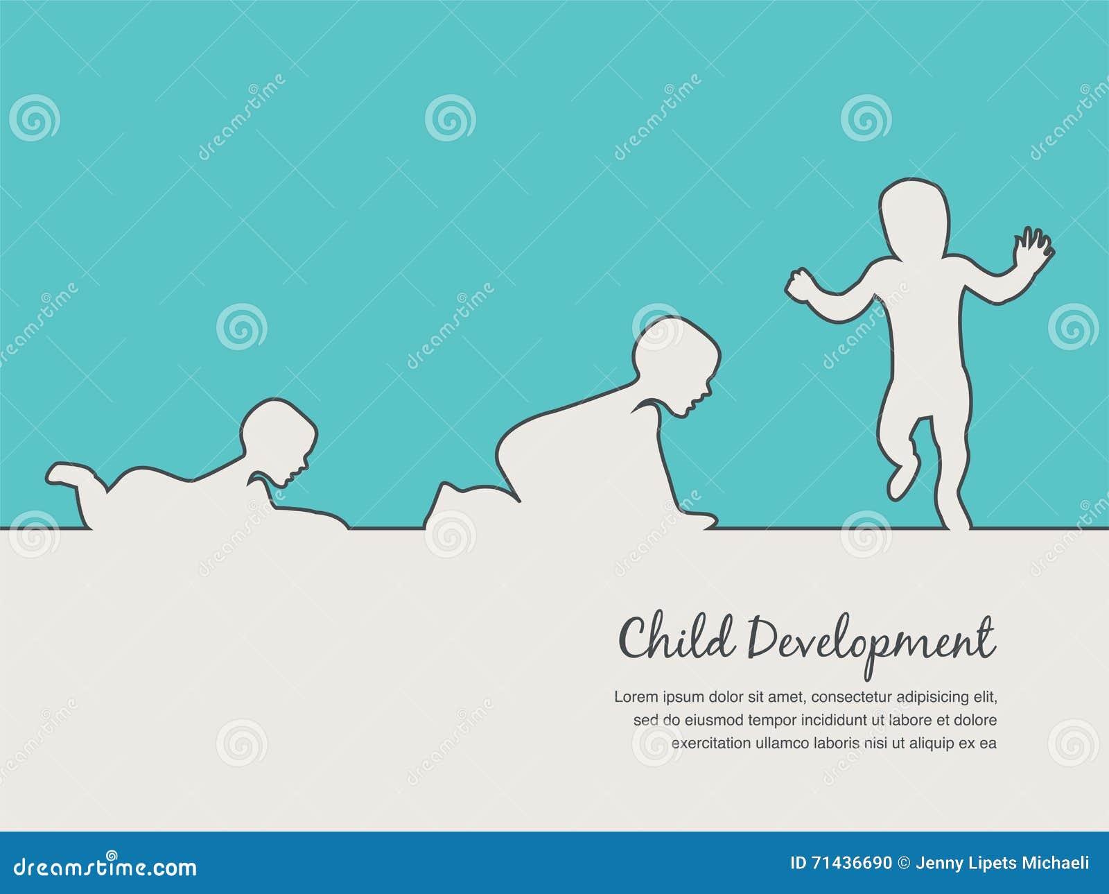 婴孩发展象,儿童成长阶段 第一年小孩里程碑