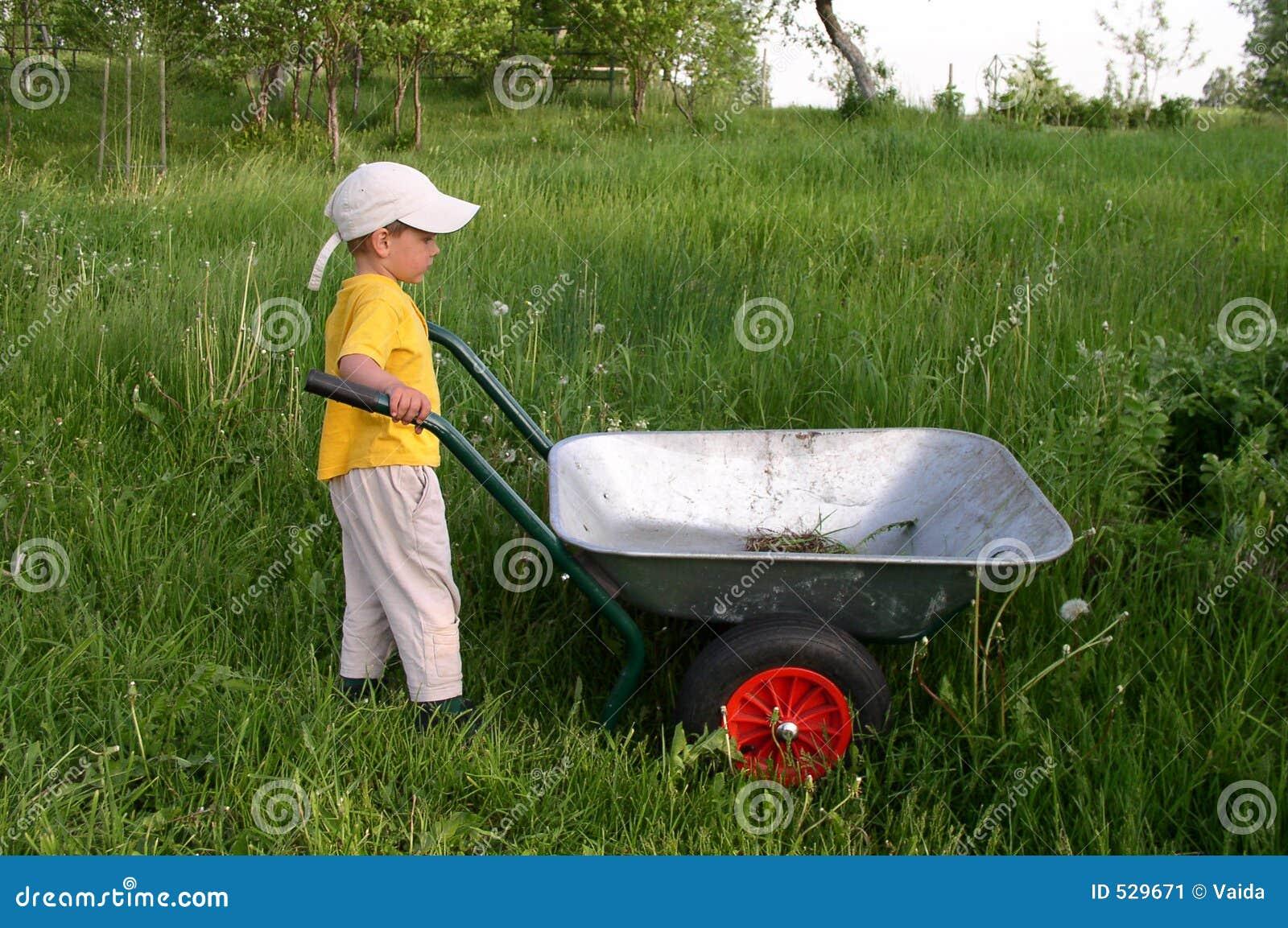 Download 孩子工作 库存图片. 图片 包括有 手推车, 工具, 问题的, 农村, 工作, 人们, 草甸, 男朋友, 孩子 - 529671