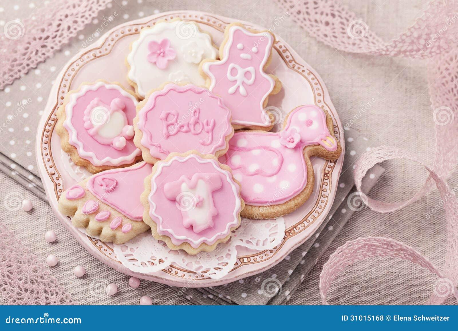 婴孩曲奇饼