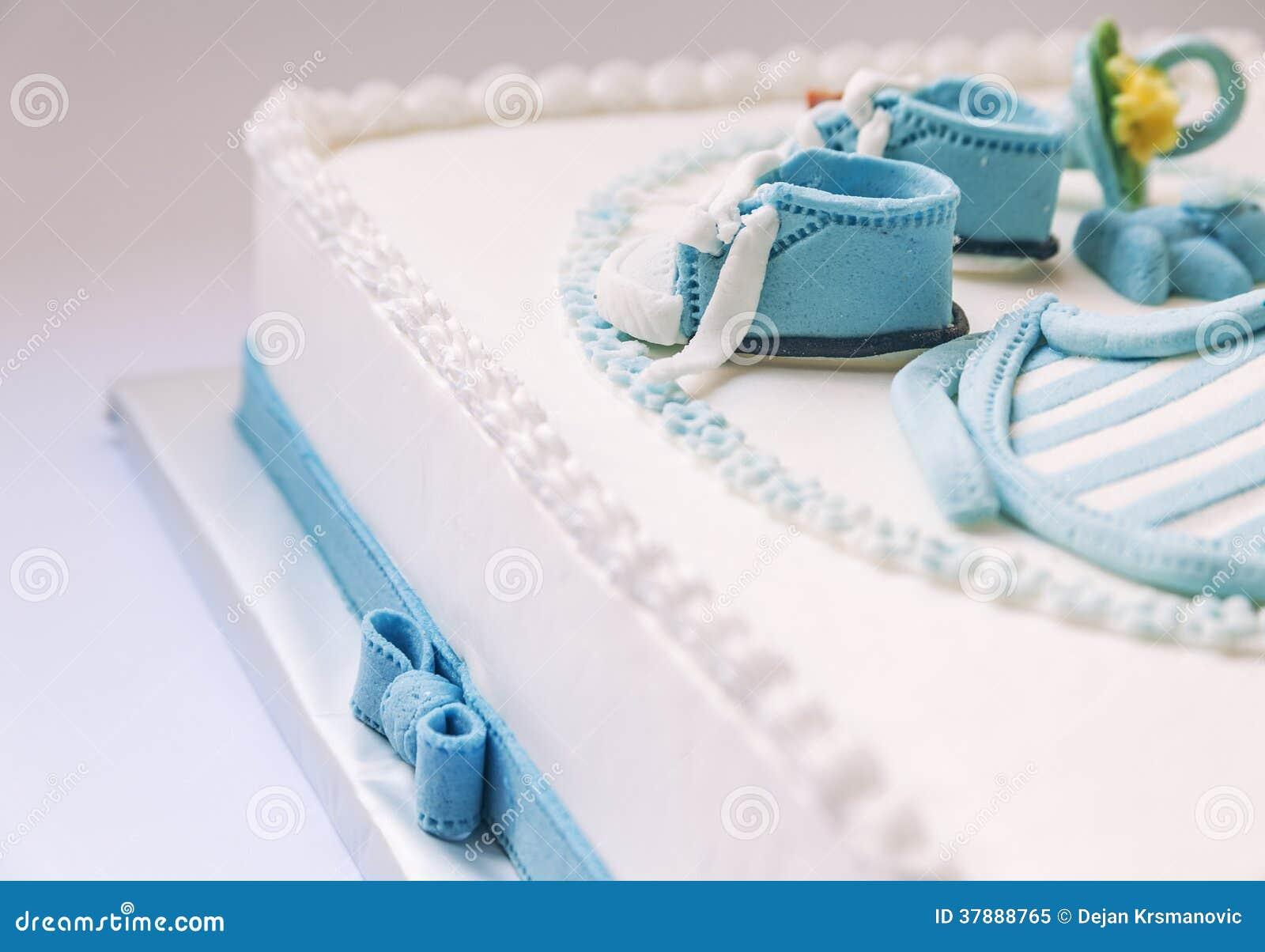 婴孩生日蛋糕