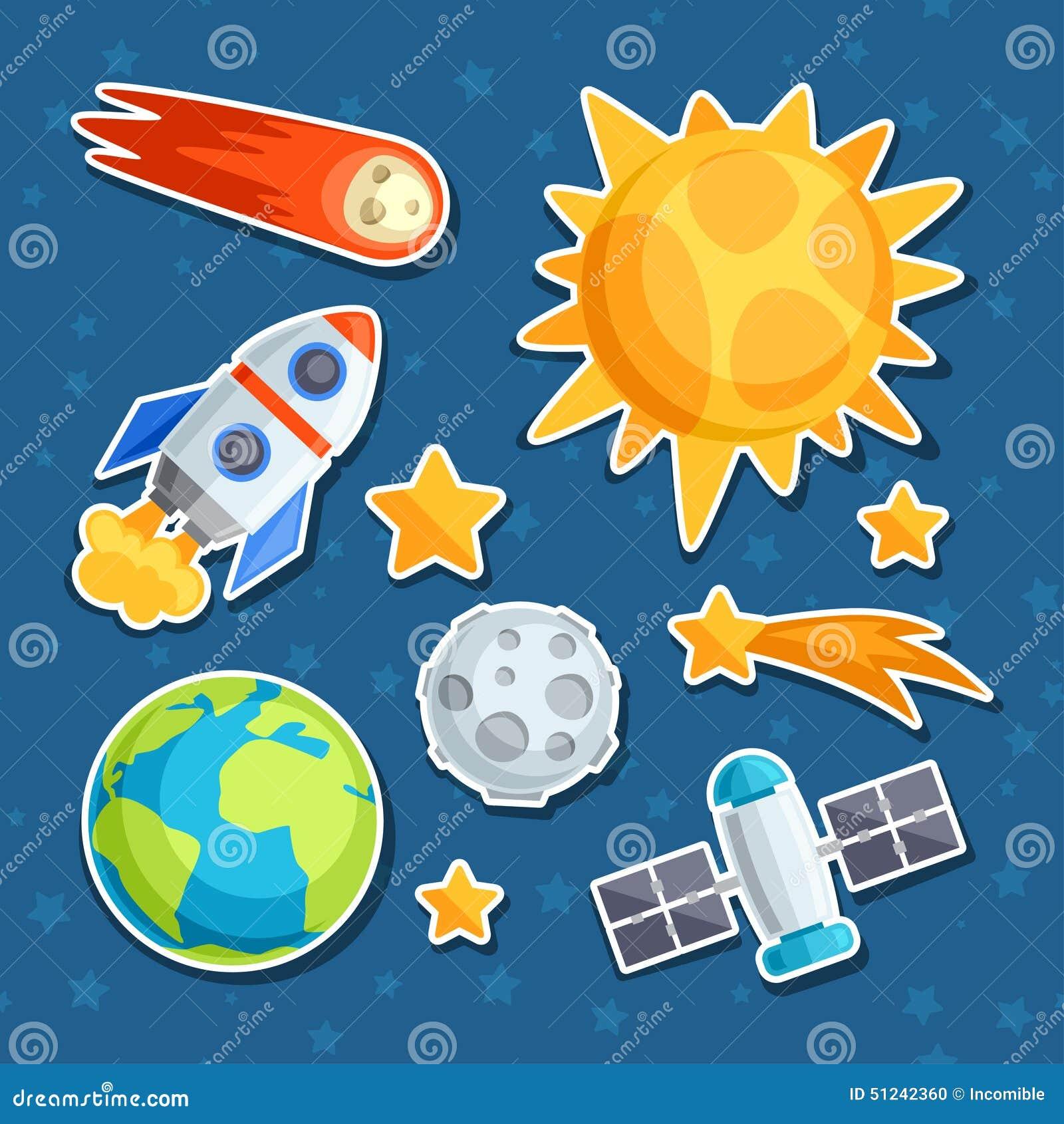 宇宙象套太阳系,行星和