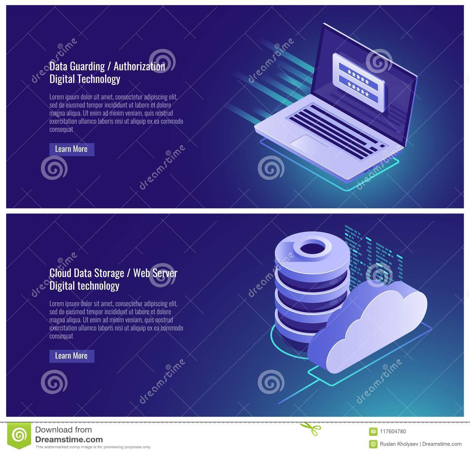 守卫的数据,授权形式、密码和注册输入,注册页,云彩数据存储,网络主持