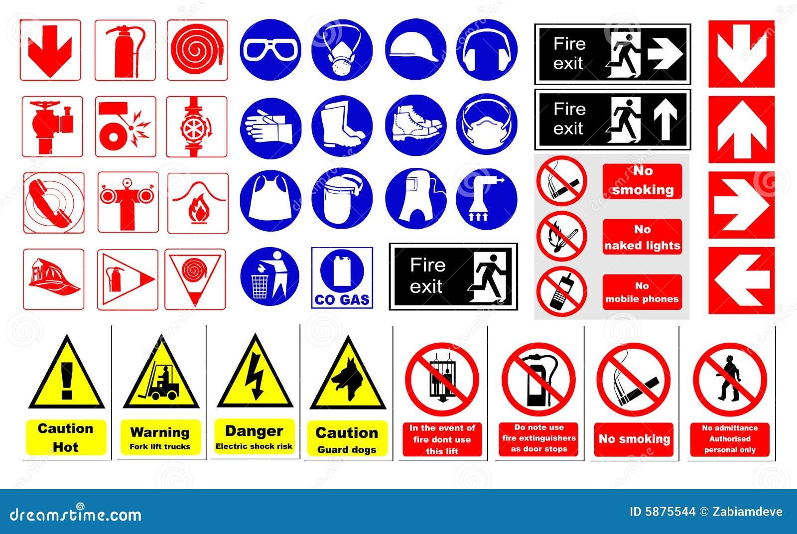 安全性符号