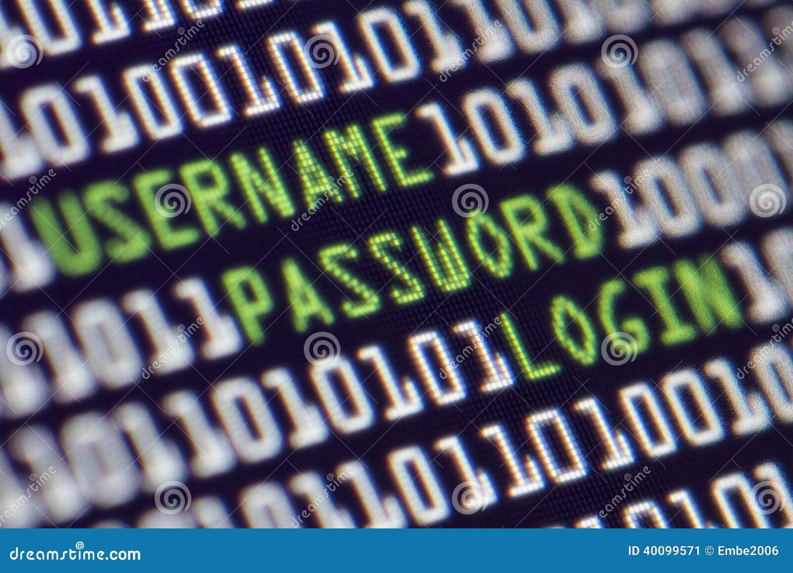 安全计算机密码