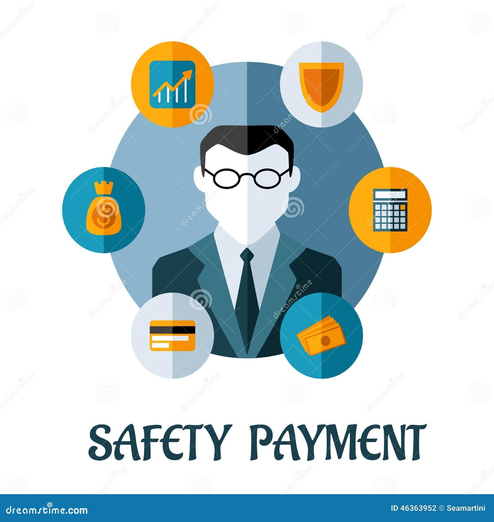 安全付款平的概念