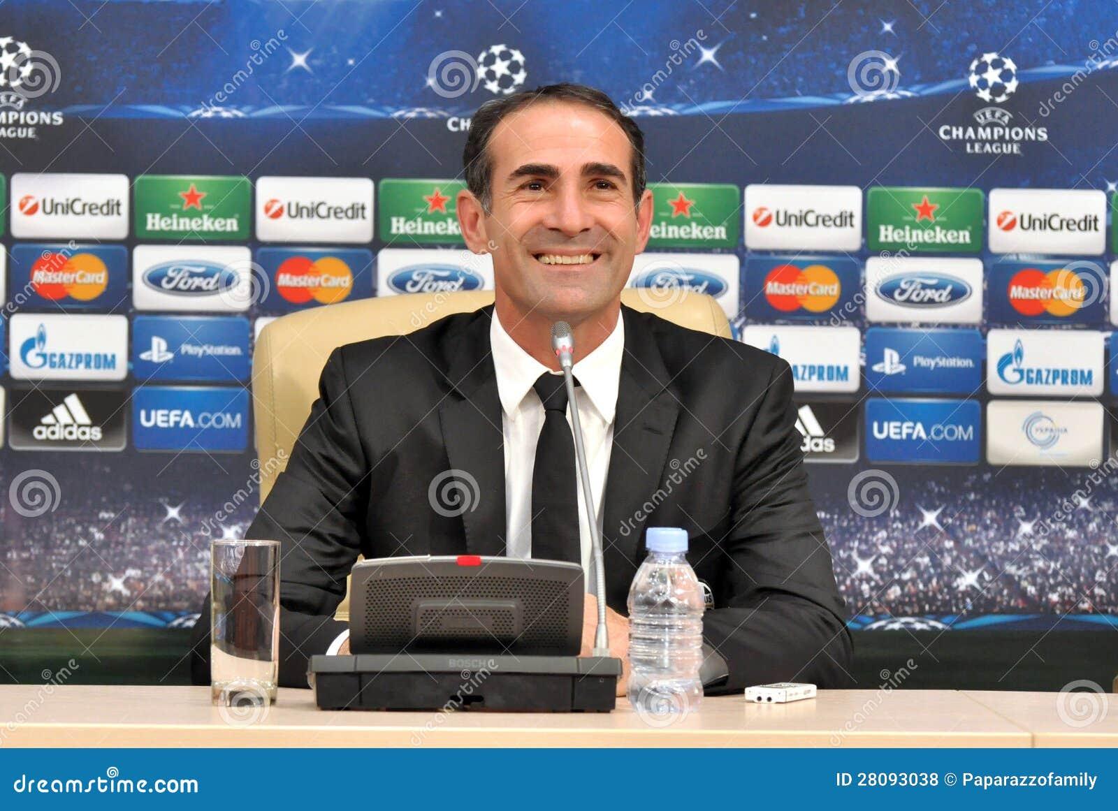 安吉洛Alessio微笑