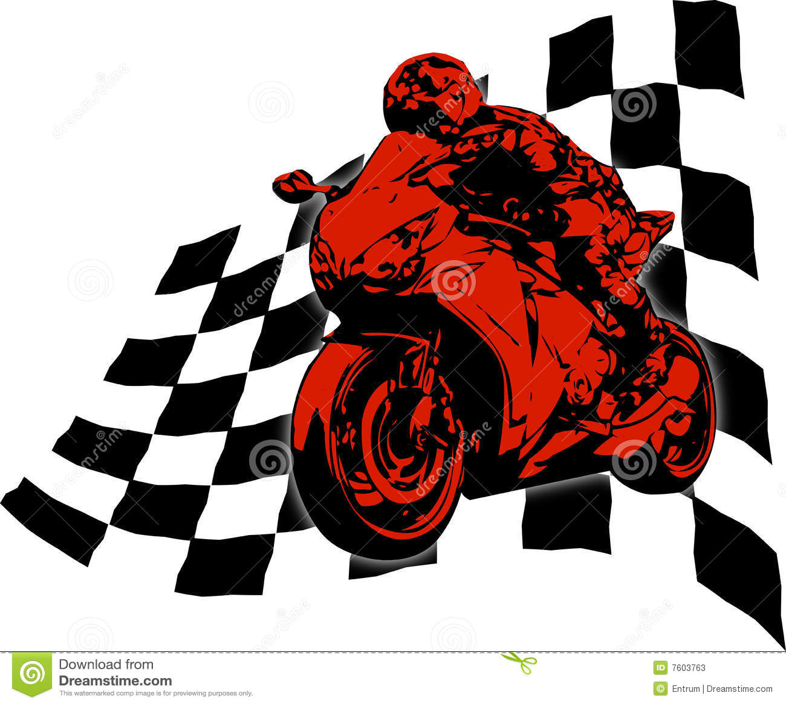 完成标志superbike