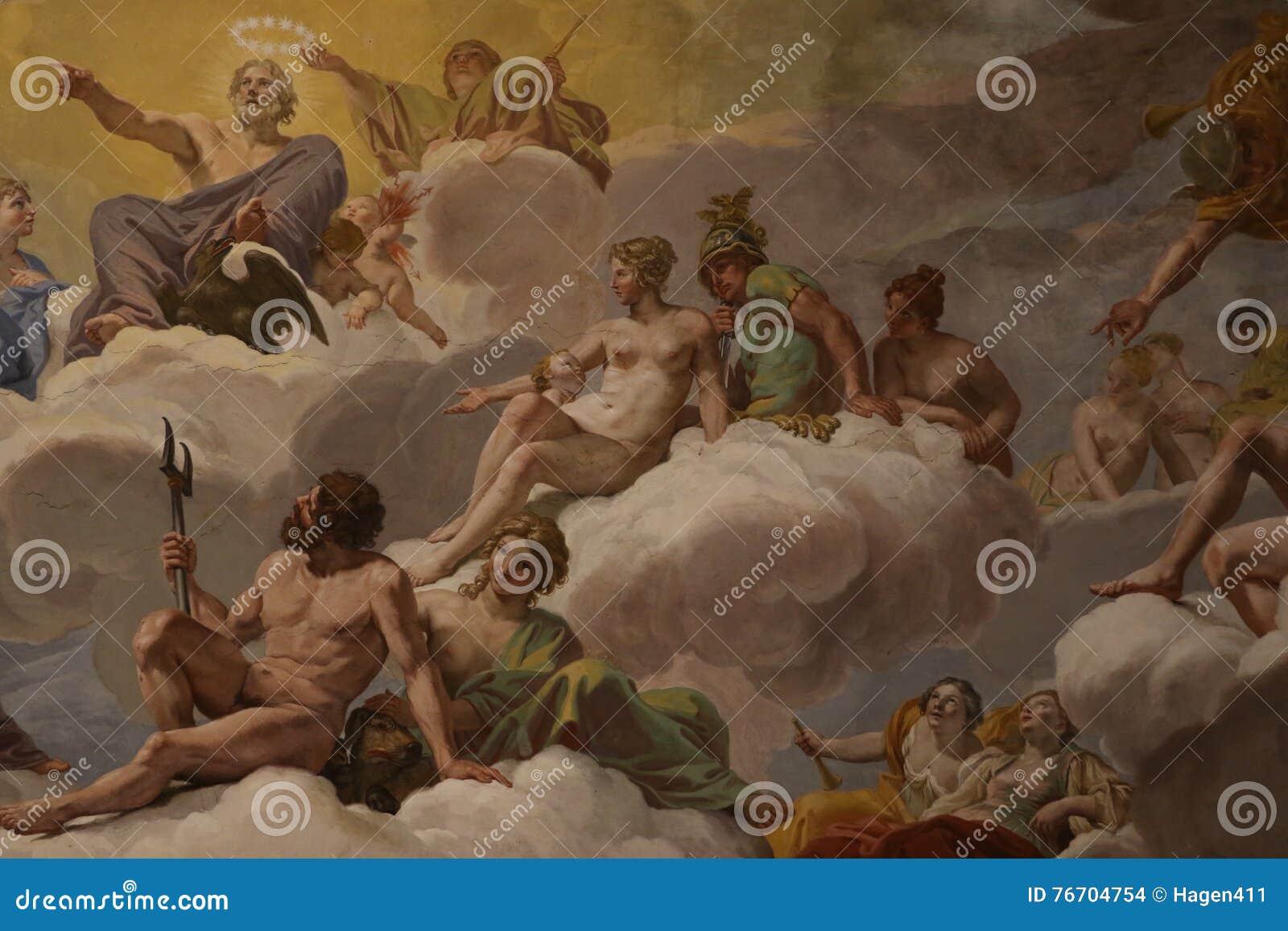 宗教绘画在罗马