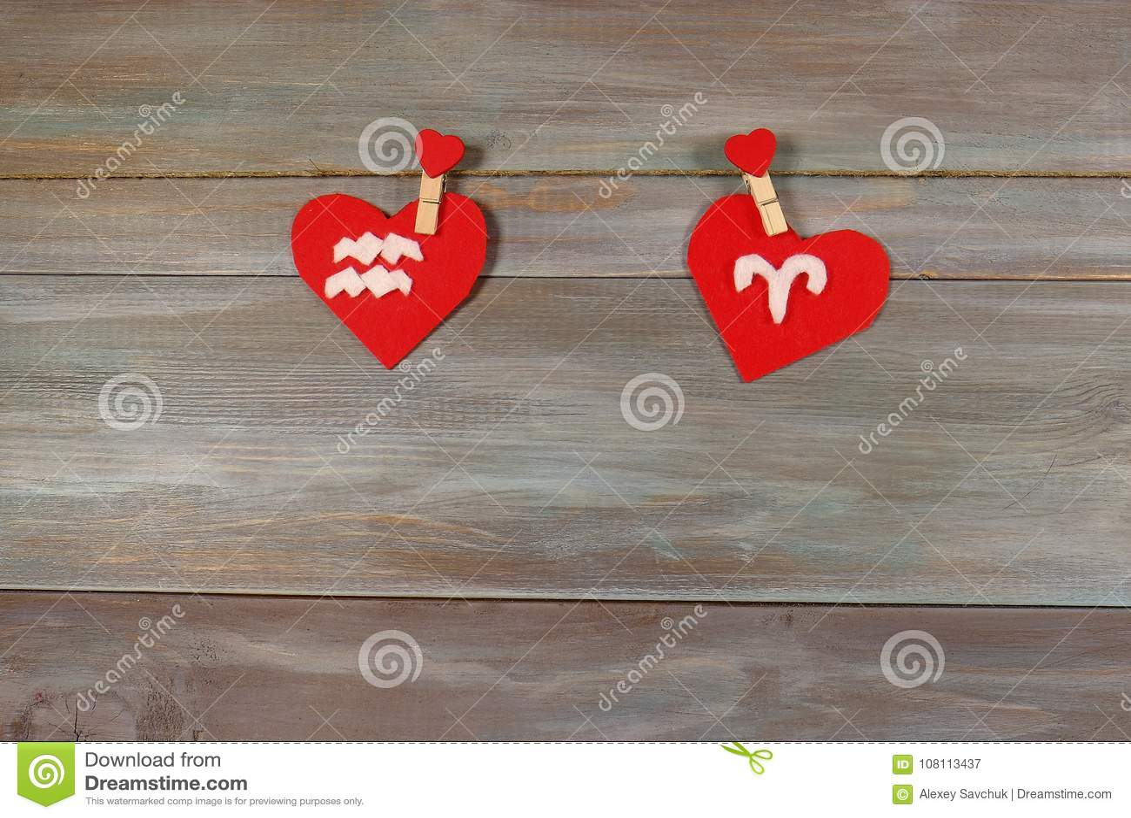 宝瓶星座和白羊星座是黄道十二宫和心脏 木bac