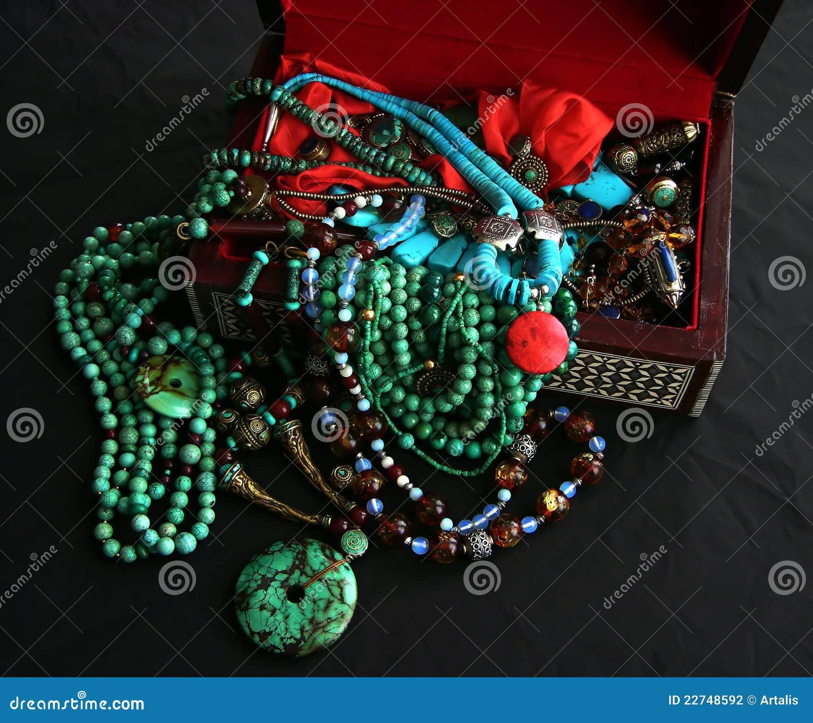 宝石珠宝绿松石