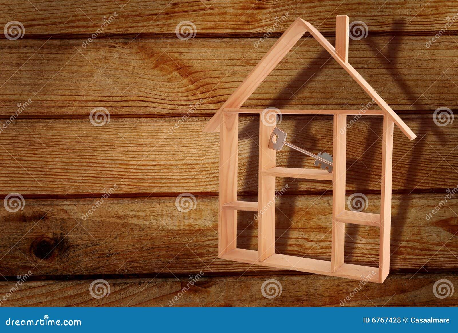 实际庄园的房子