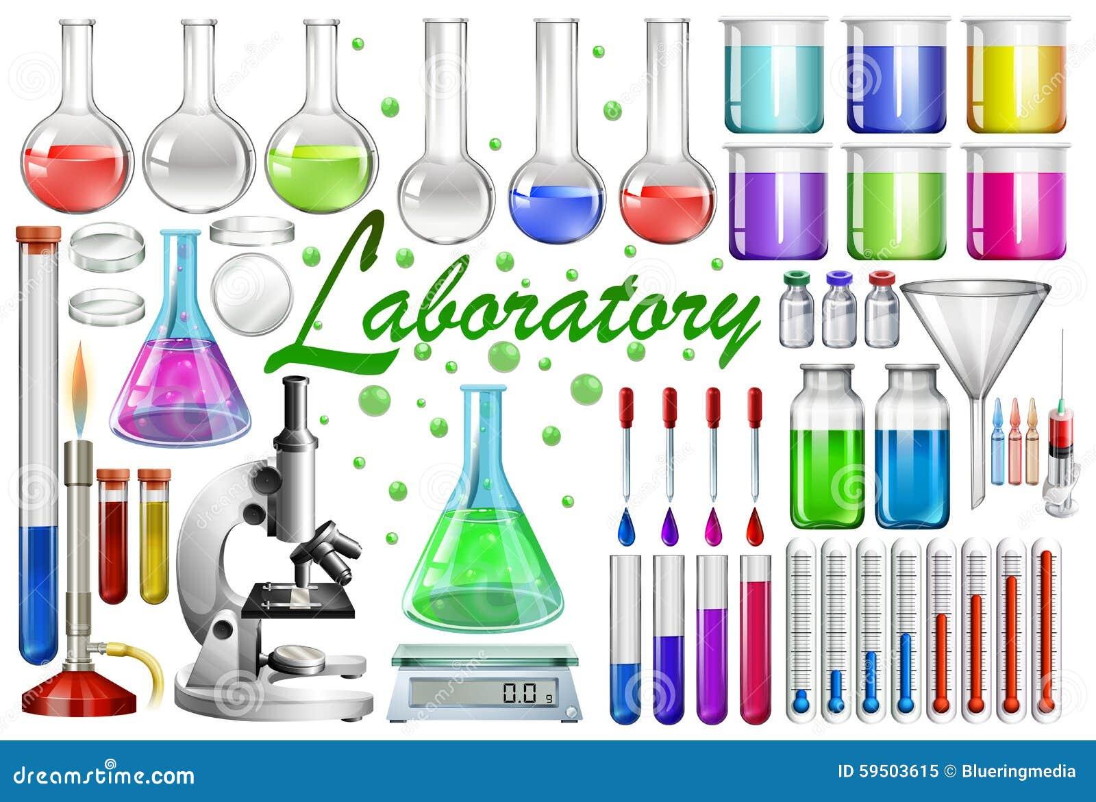实验室工具和设备