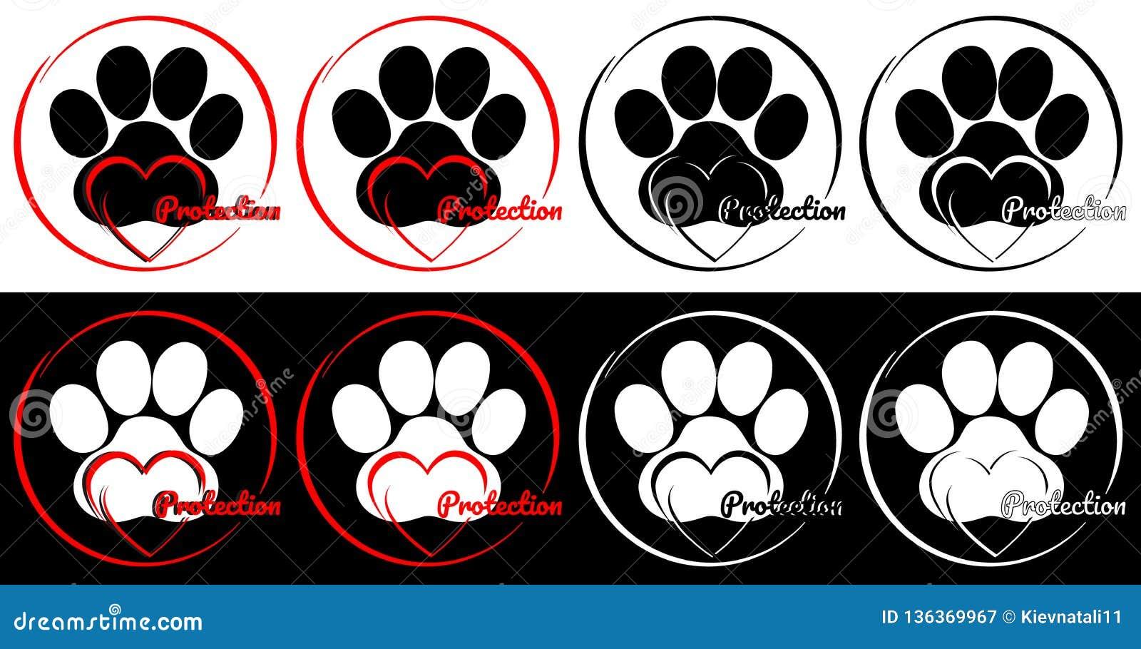 宠物慈善组织的保护商标