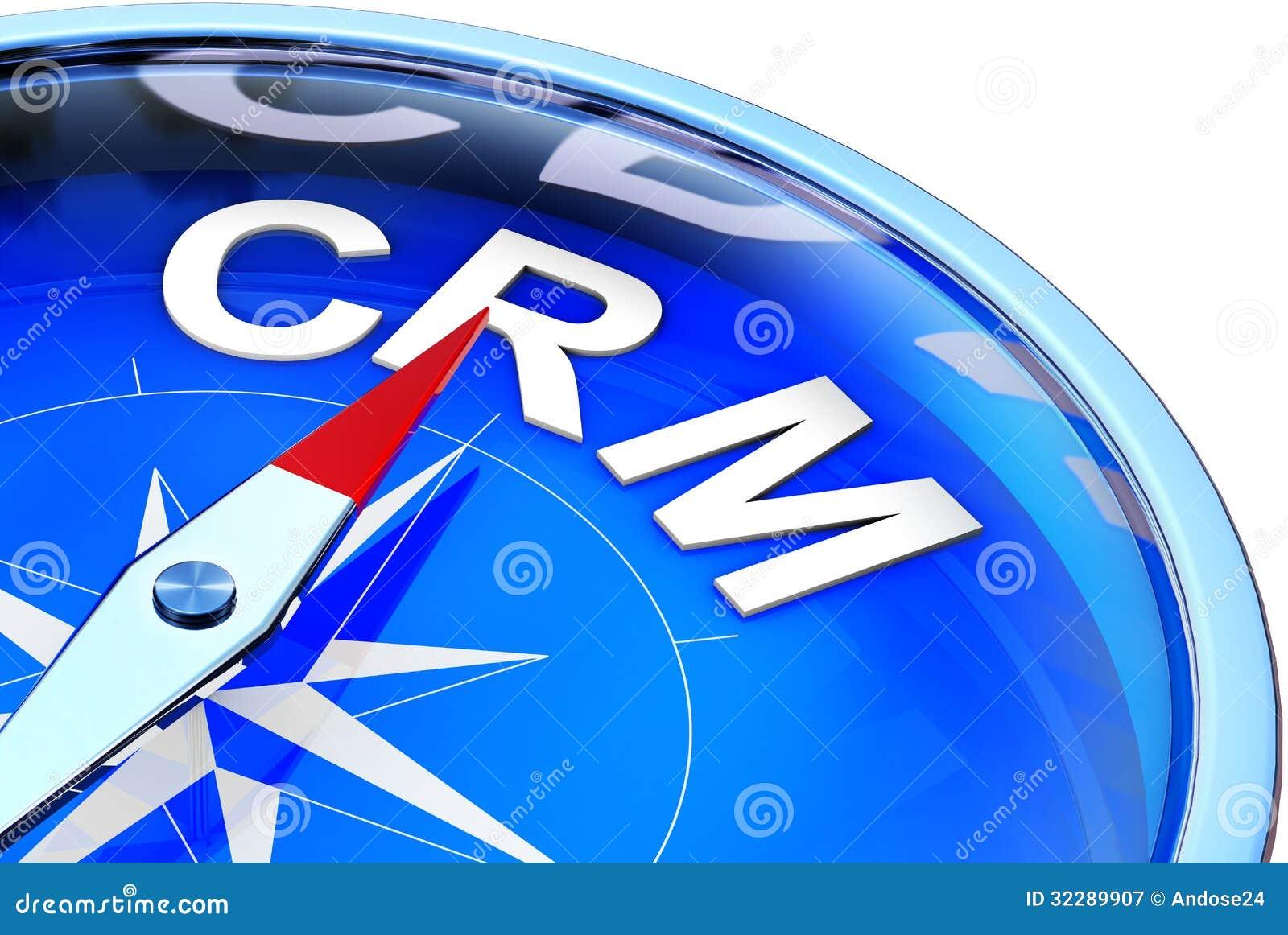 客户关系管理指南针