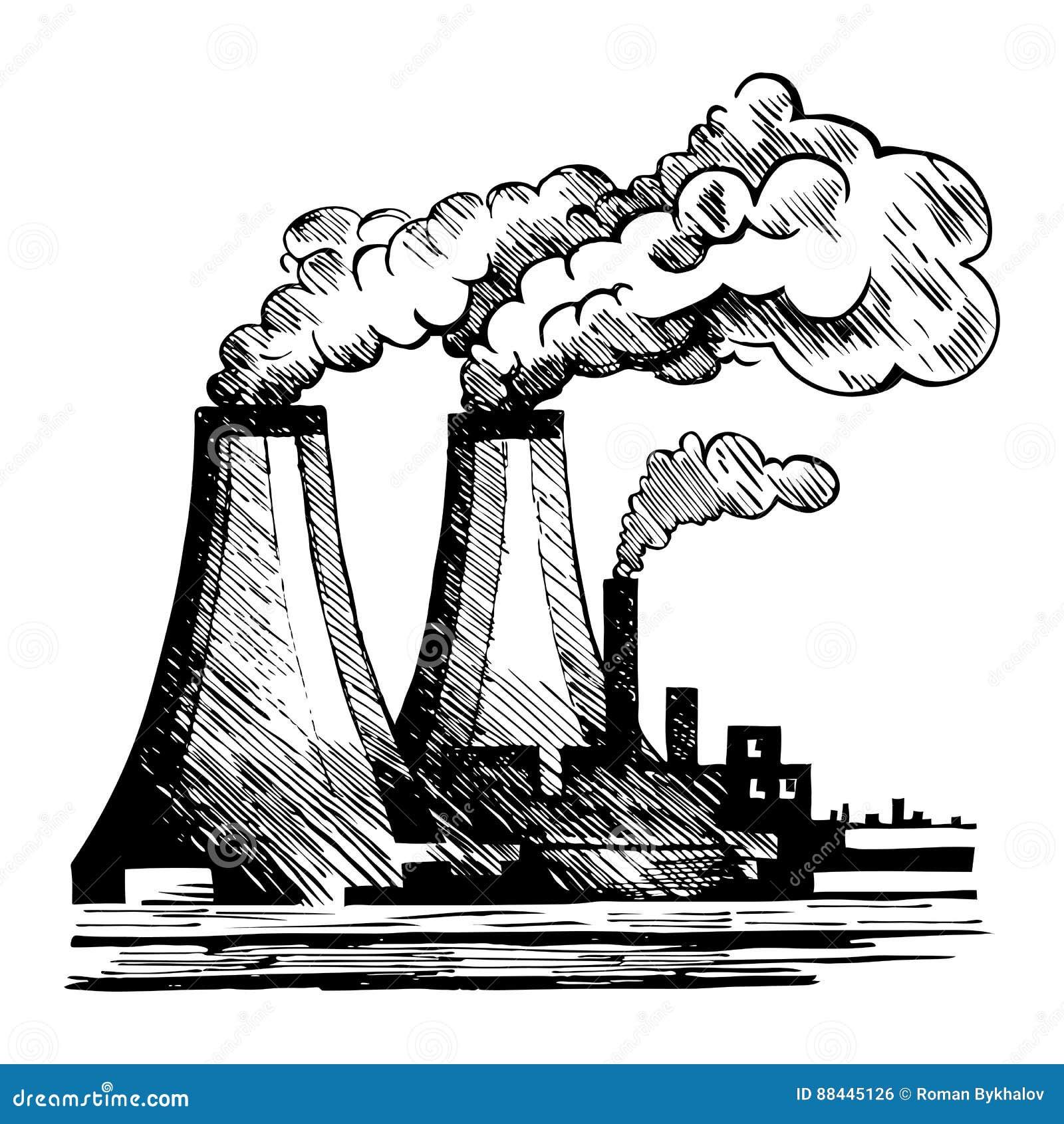 宣扬生态和大气污染的问题