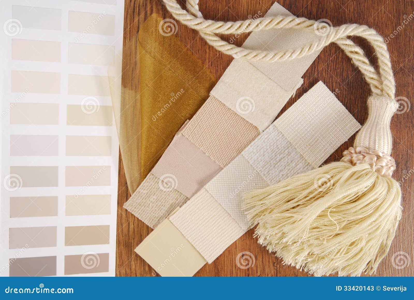 室内装饰品帷幕颜色选择