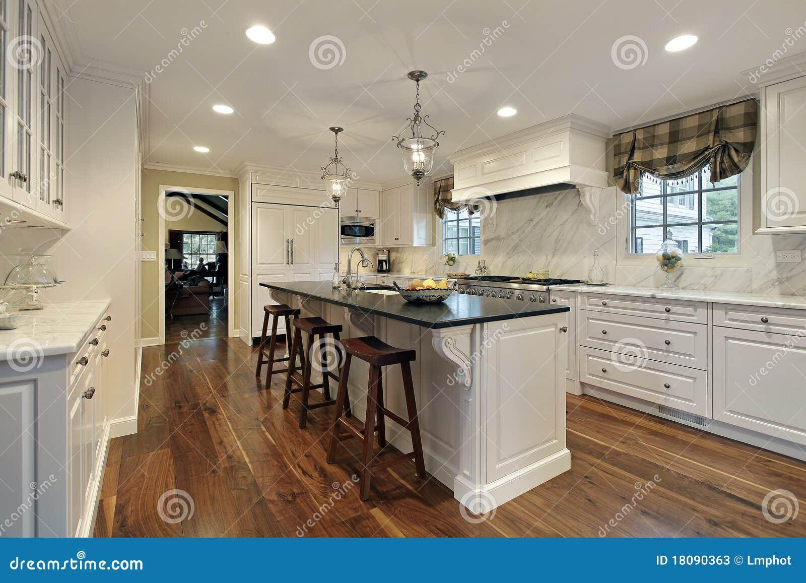 家庭厨房豪华
