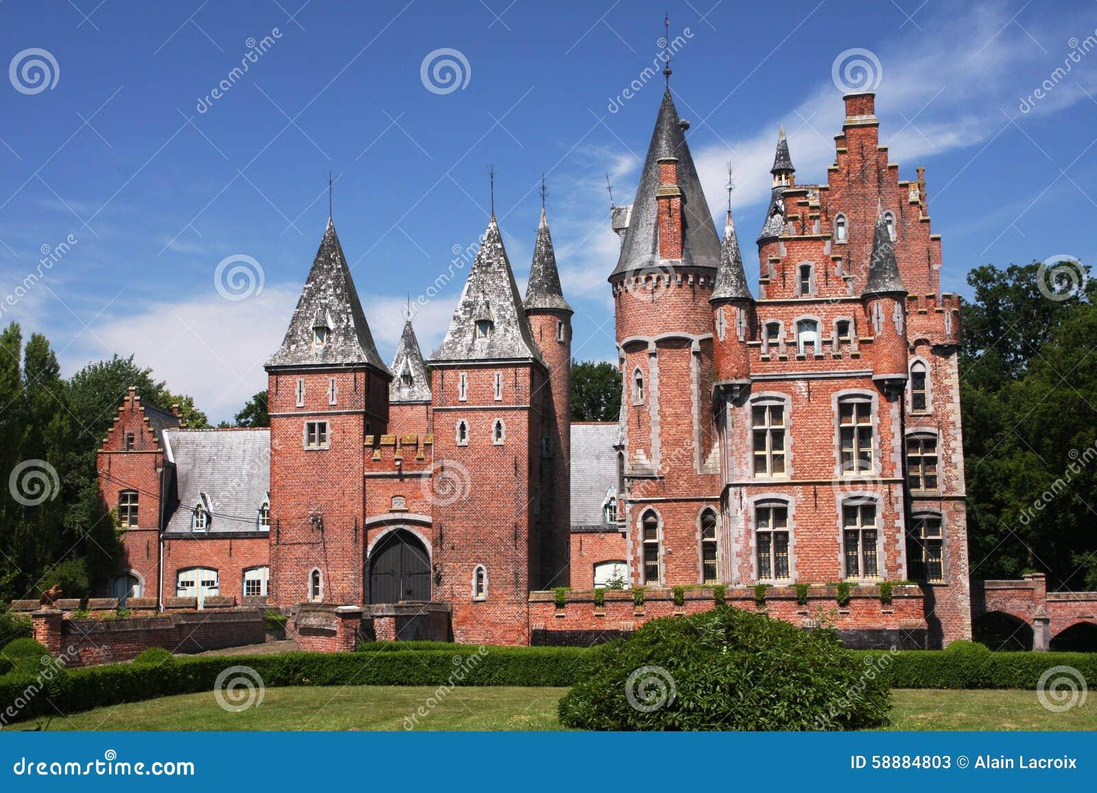 富兰德城堡