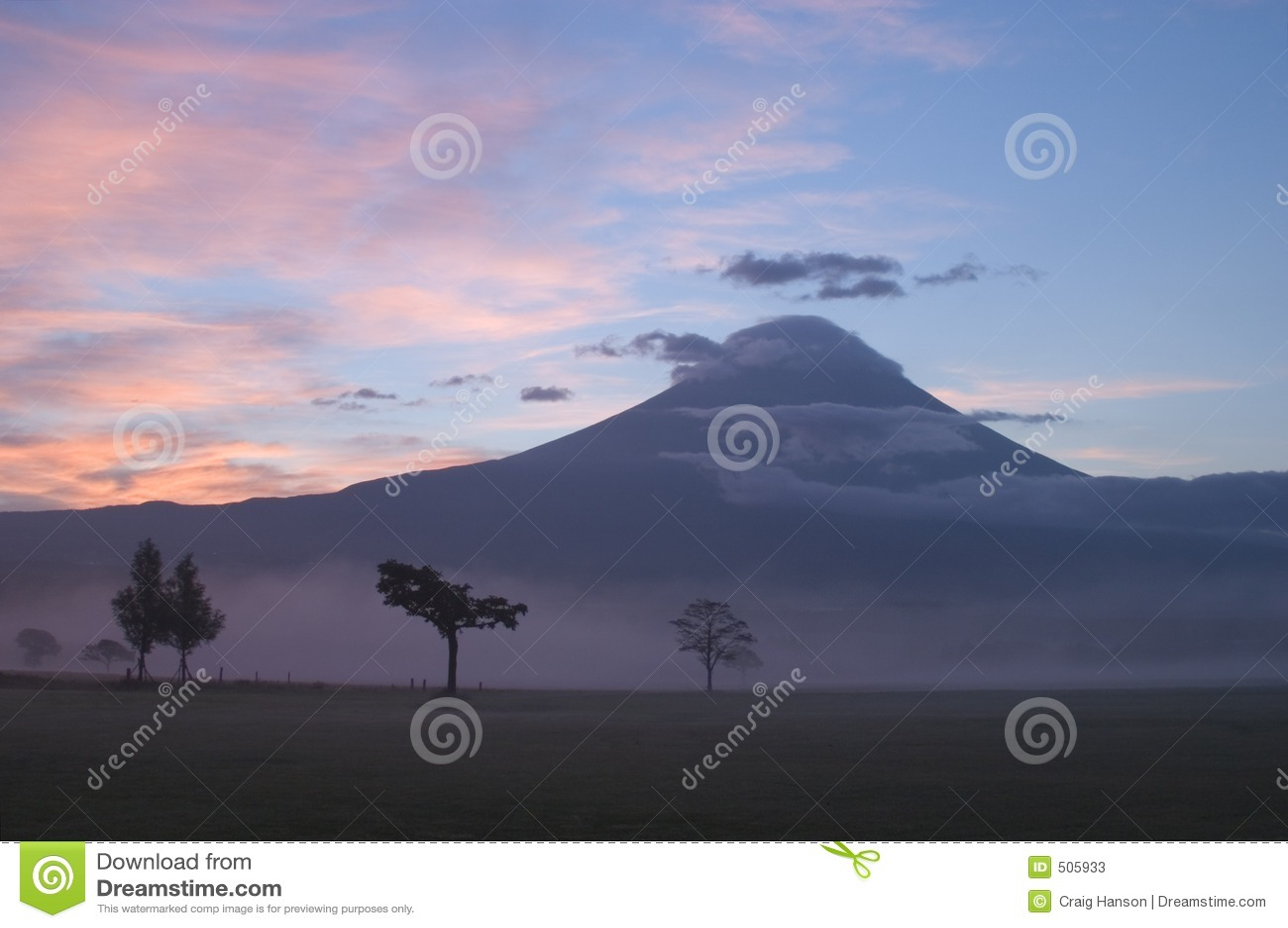 富士挂接日出