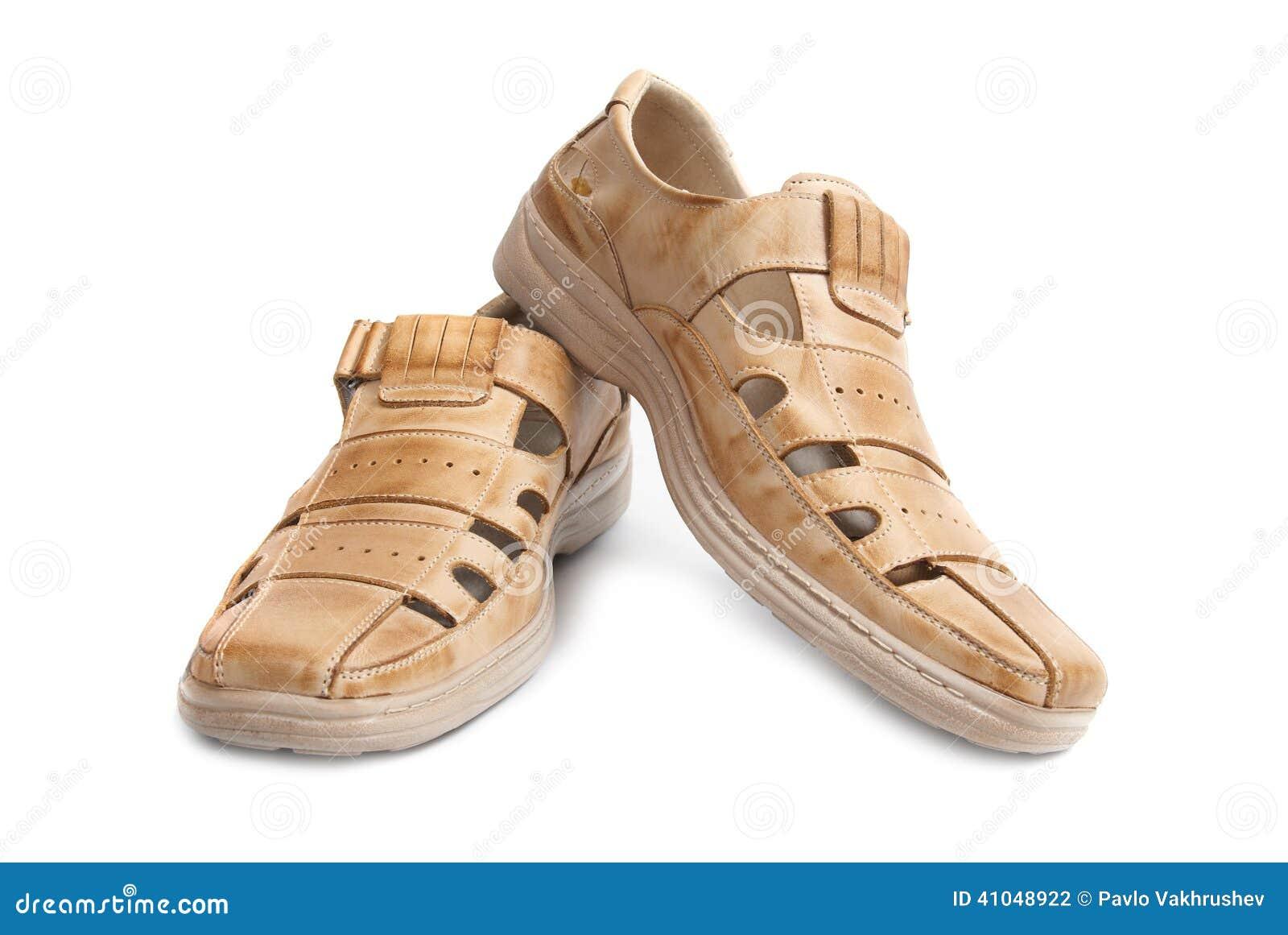 对凉鞋图片