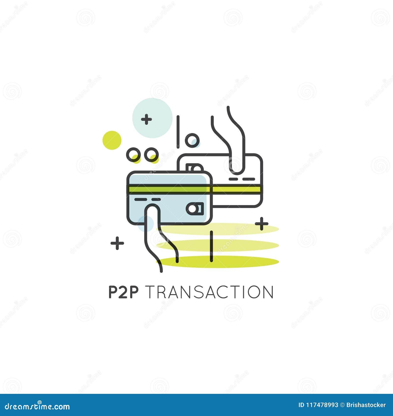 对等交易,流动和桌面应用发展、资金的直接交易和金钱