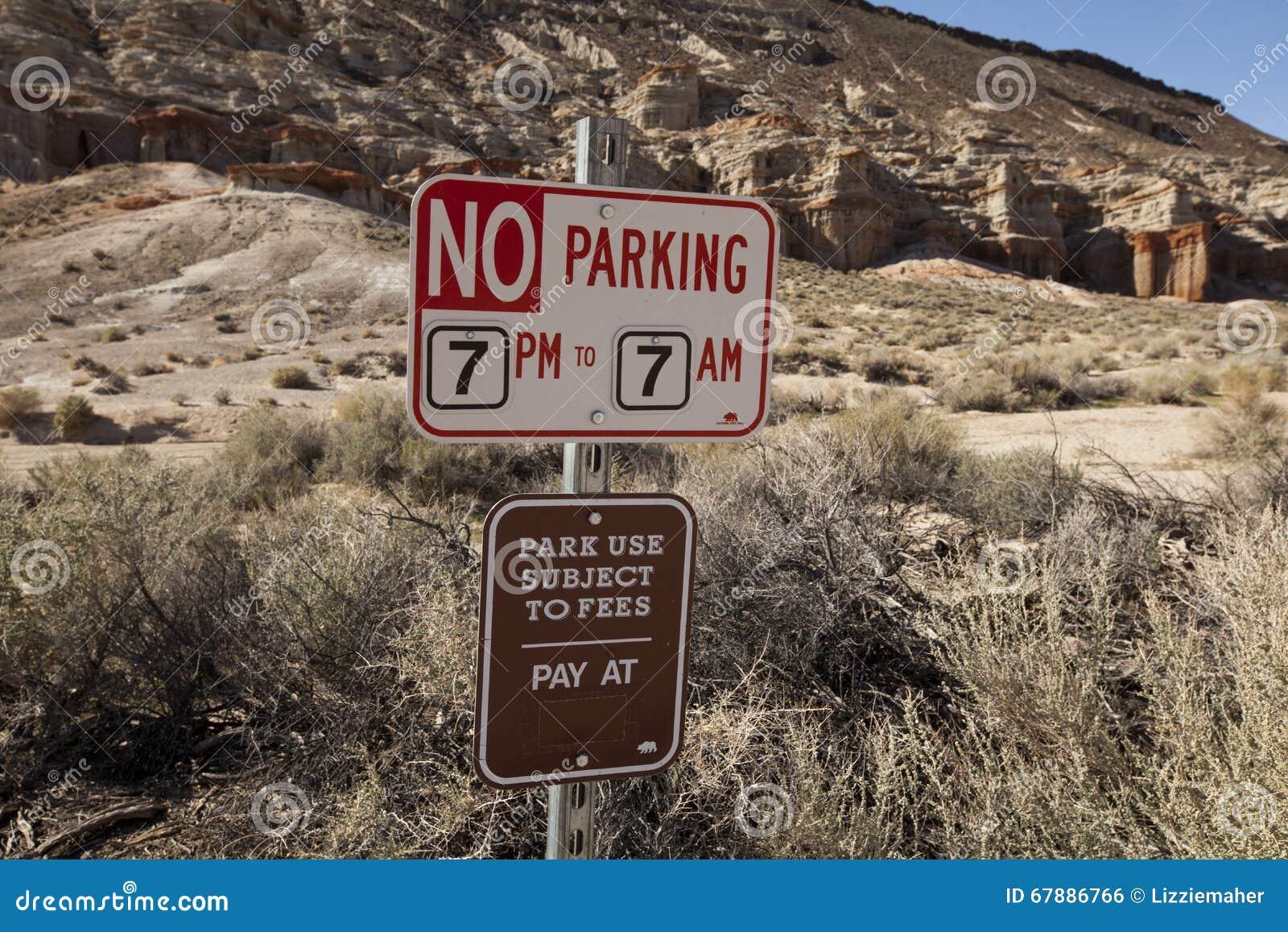 对7PM标志的禁止停车7am