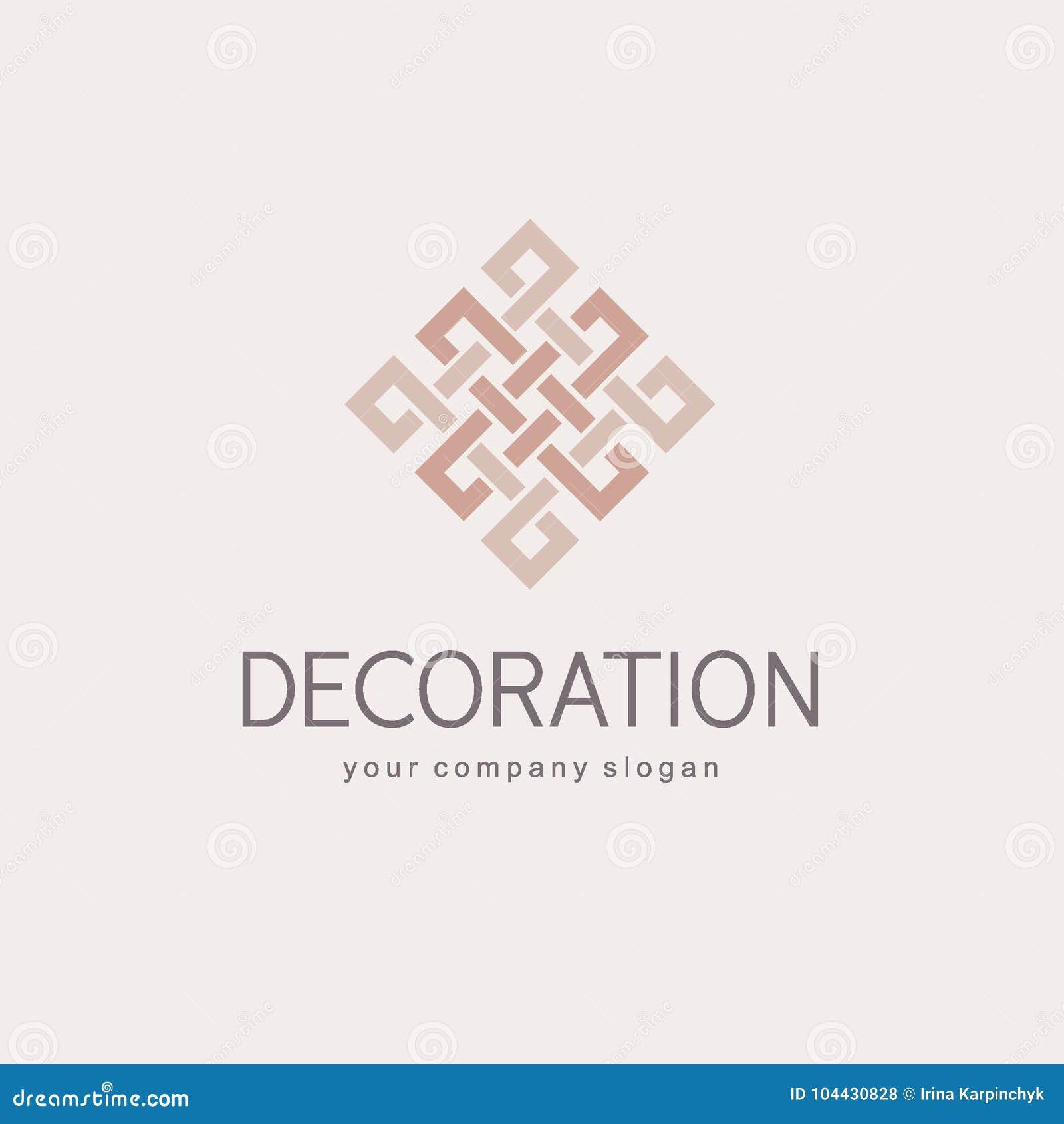 导航小店旅馆的,餐馆,首饰商标模板 豪华组合图案 抽象图标