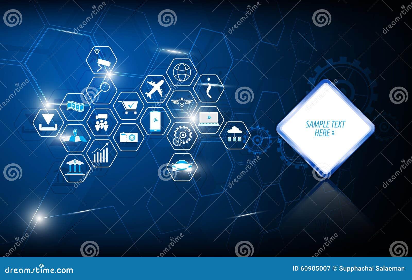 导航抽象背景高科技和科学幻想小说创新概念模板设计eps 10传染媒介.图片
