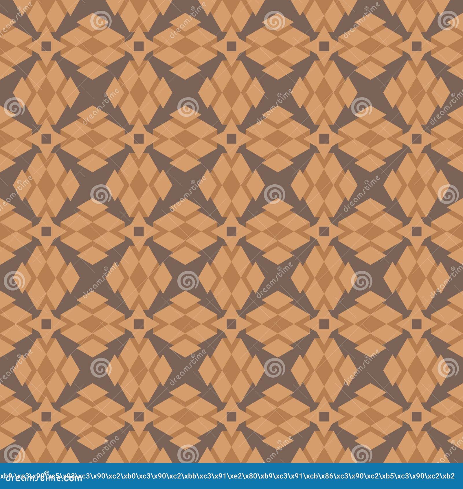 导航深灰背景棕色树荫等边三角形的例证抽象装饰品