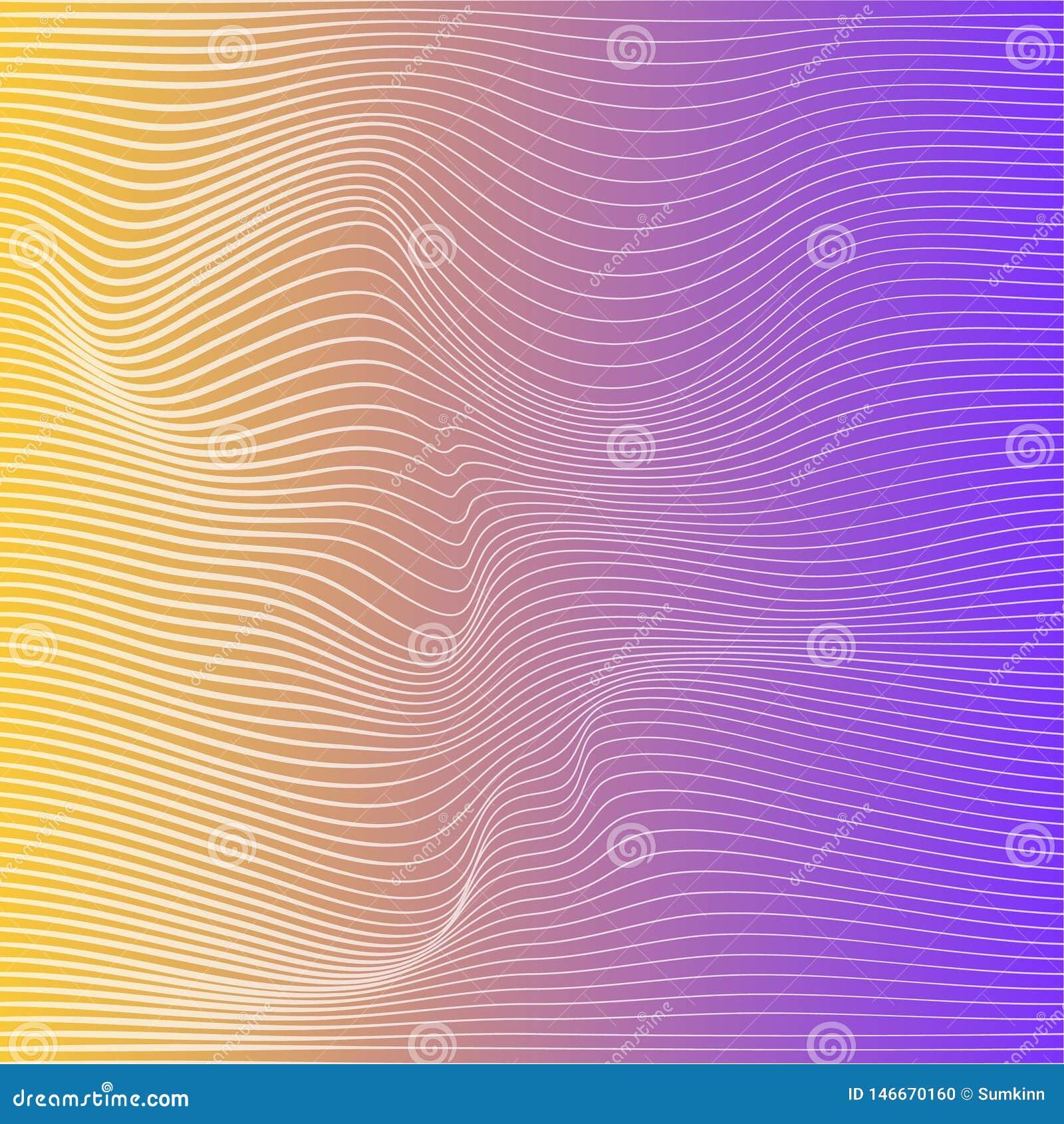 导航颜色条纹变形背景