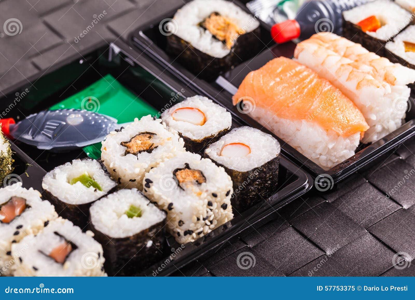寿司自助餐