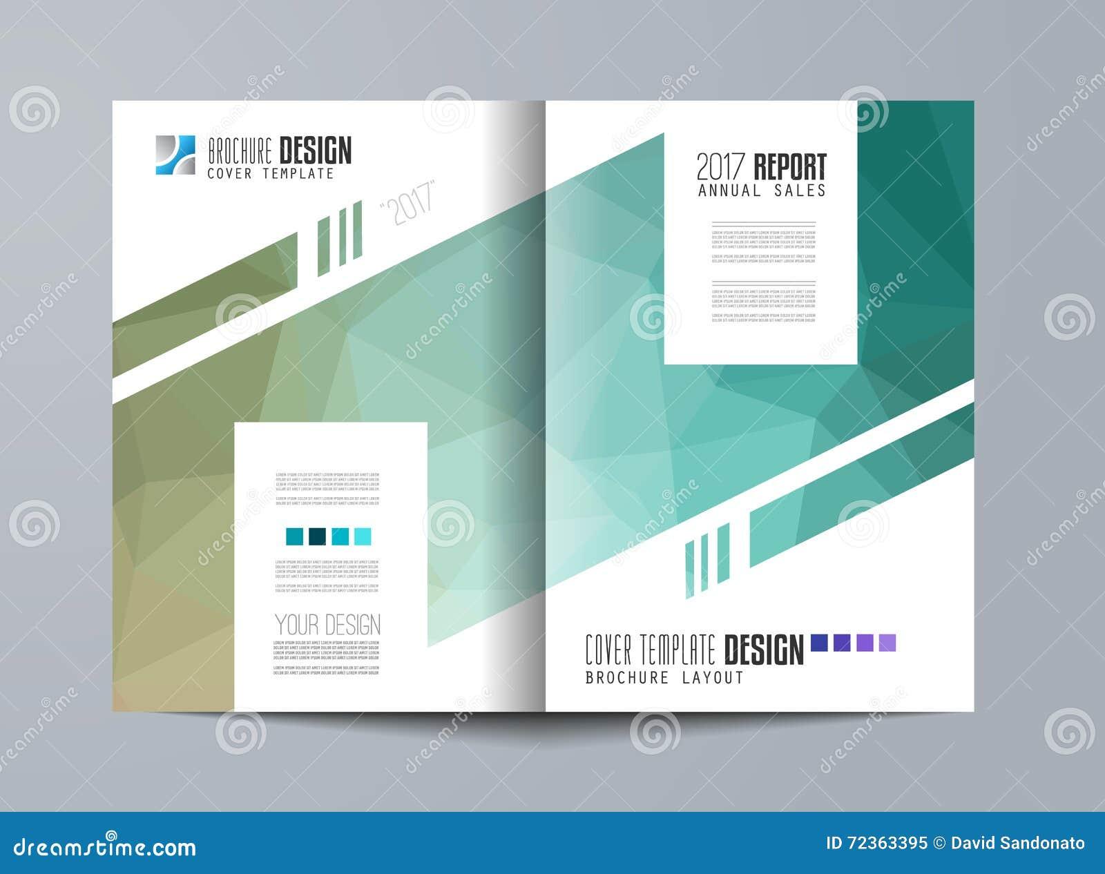 小册子模板、飞行物设计或者Depliant盖子企业介绍的
