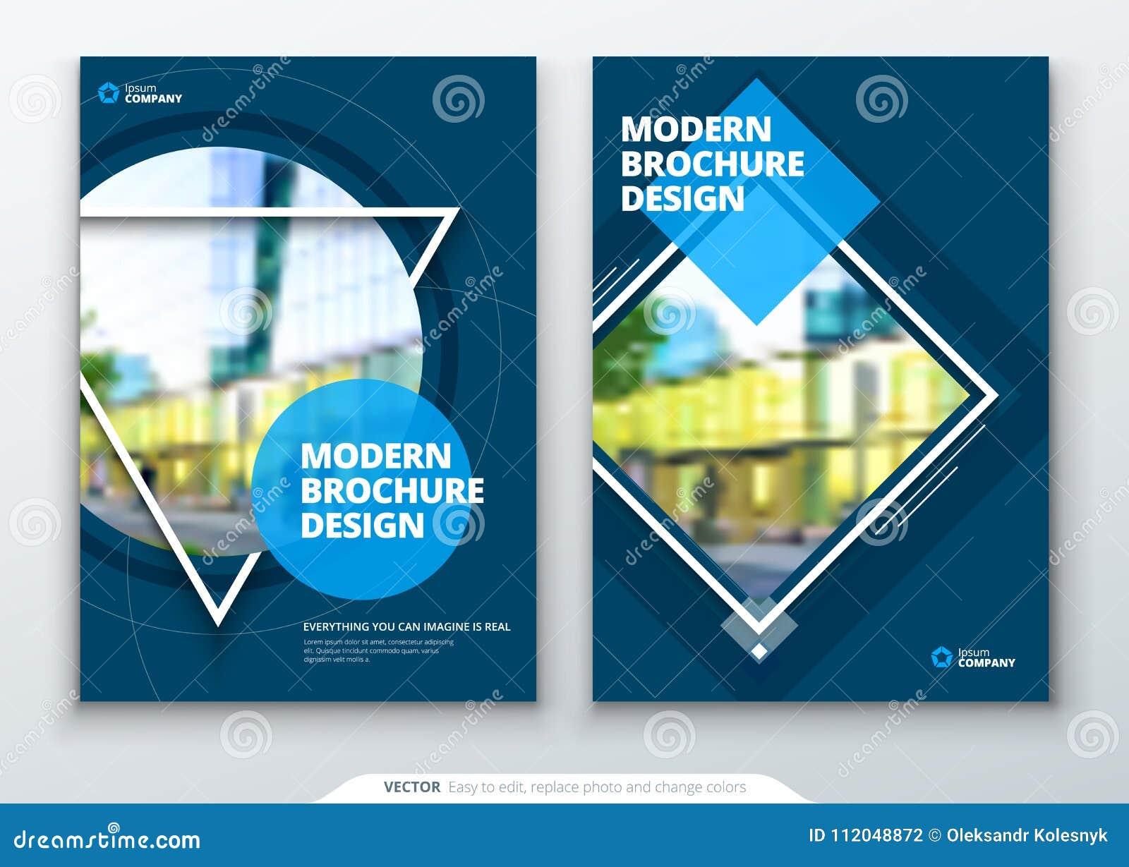 小册子模板布局设计 公司业务年终报告,编目,杂志,飞行物大模型 创造性现代