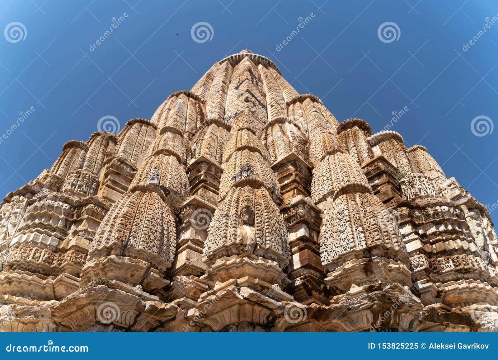 小印度寺庙在印度