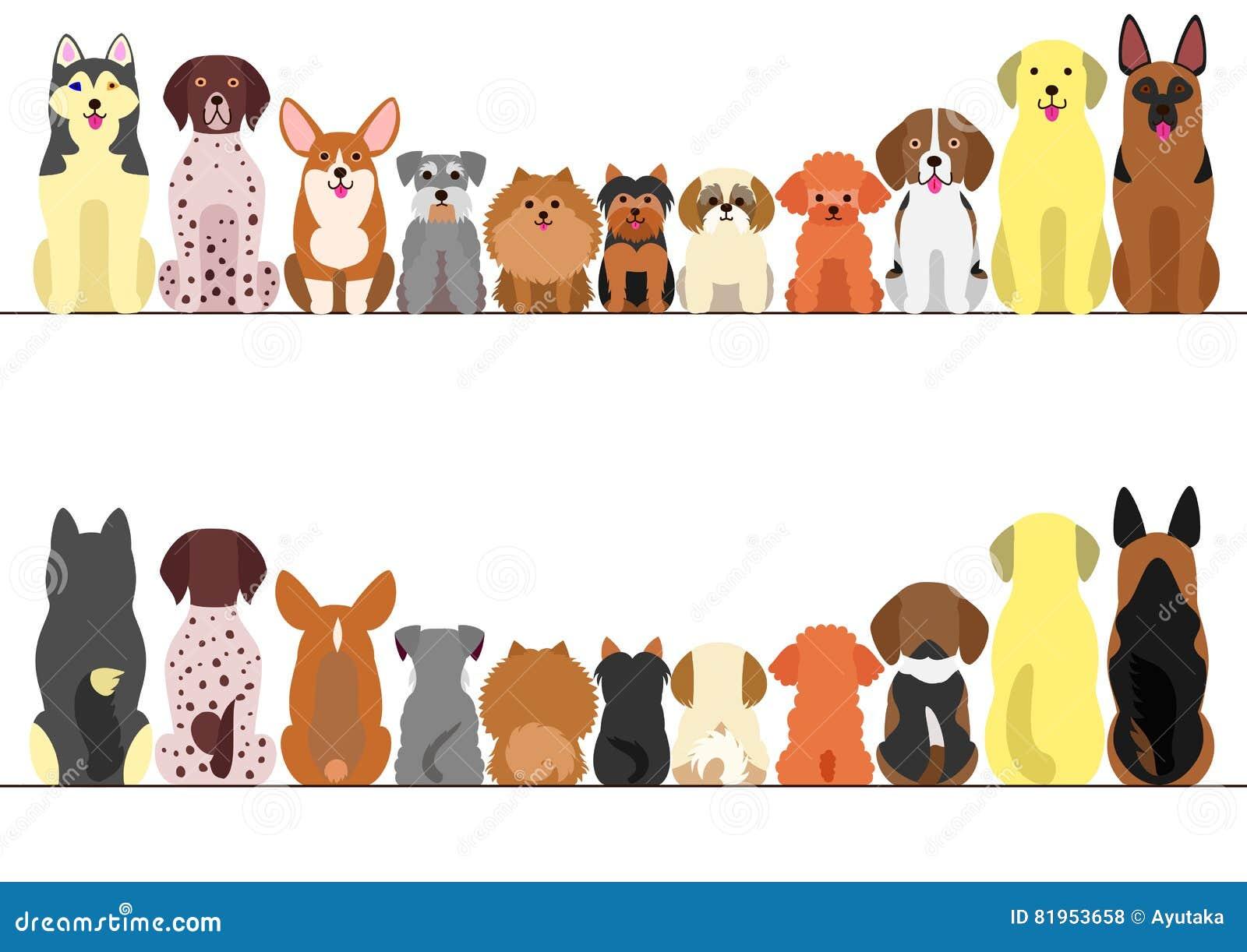 小和大狗边界集合