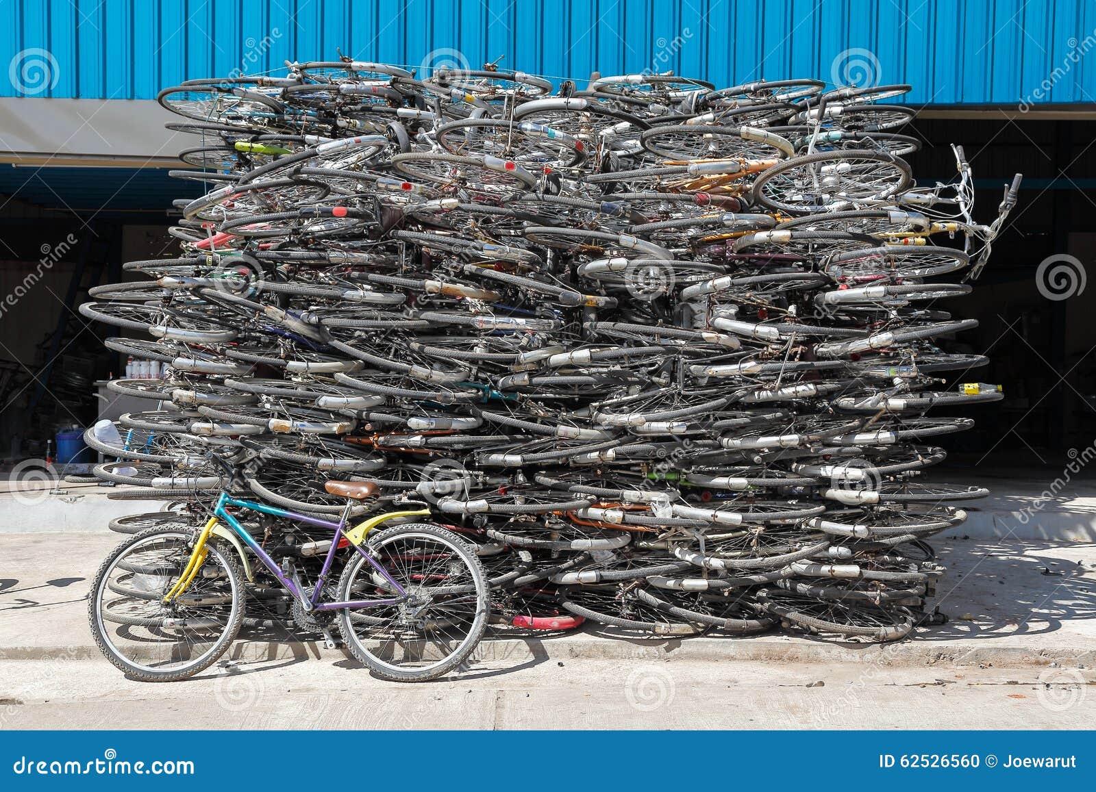 小块自行车