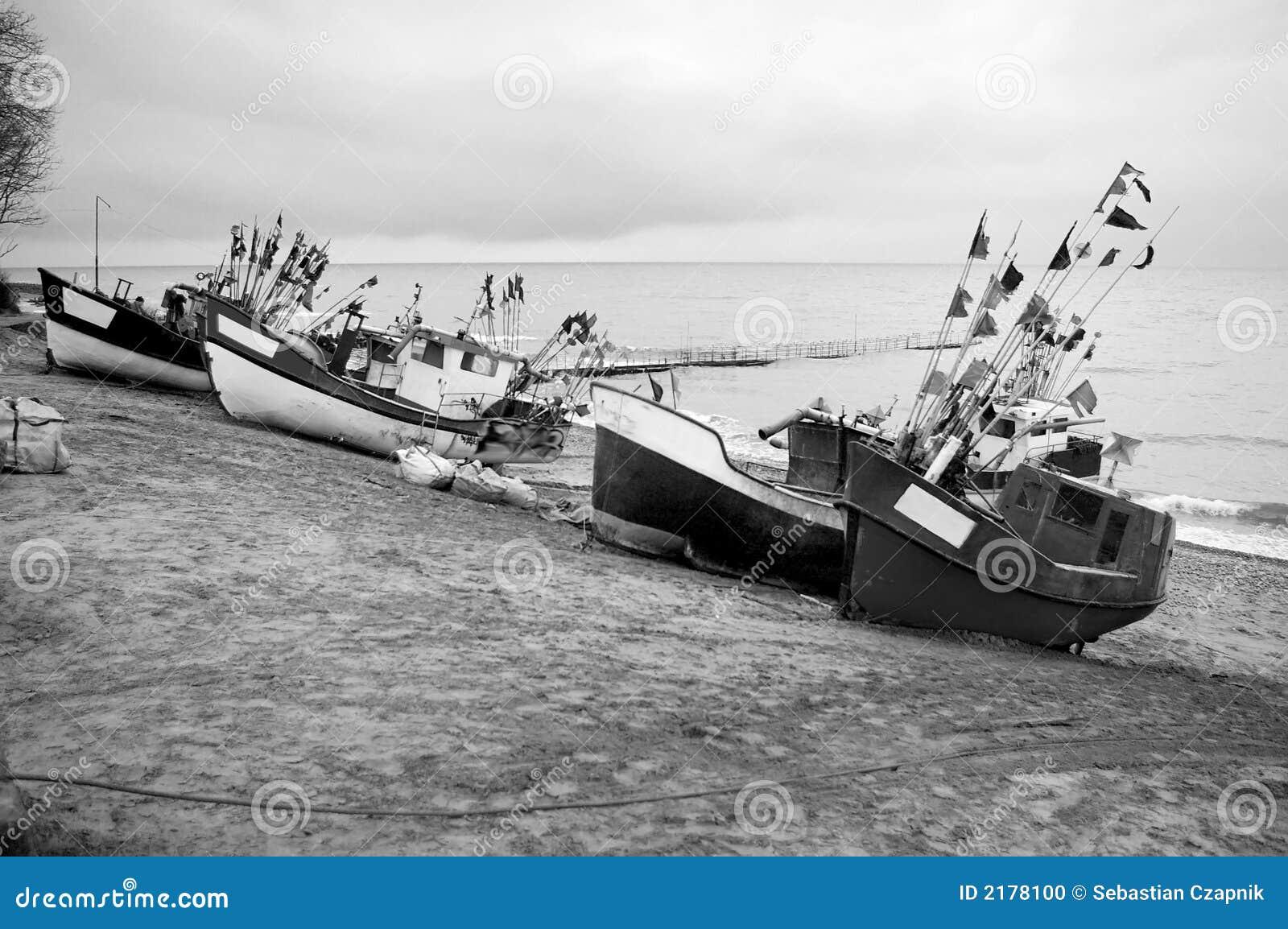 小小船的舰队