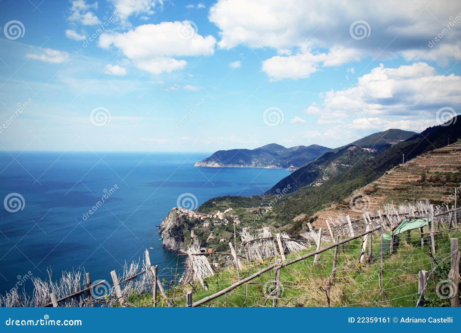 小山横向海运视图