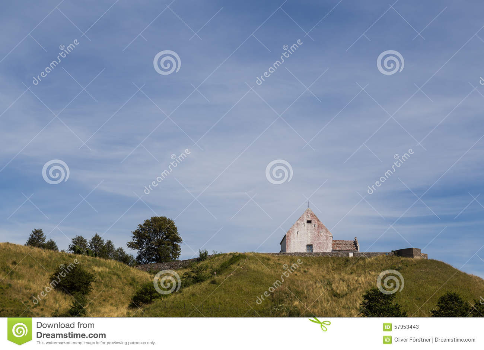 小山的小教会