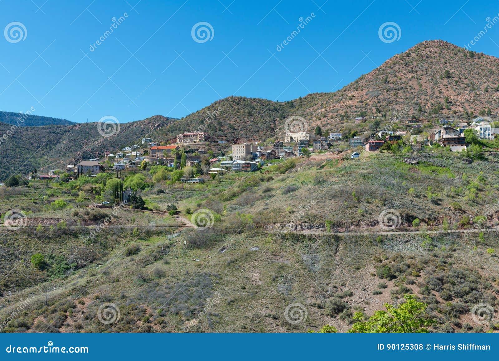 小山顶采矿镇