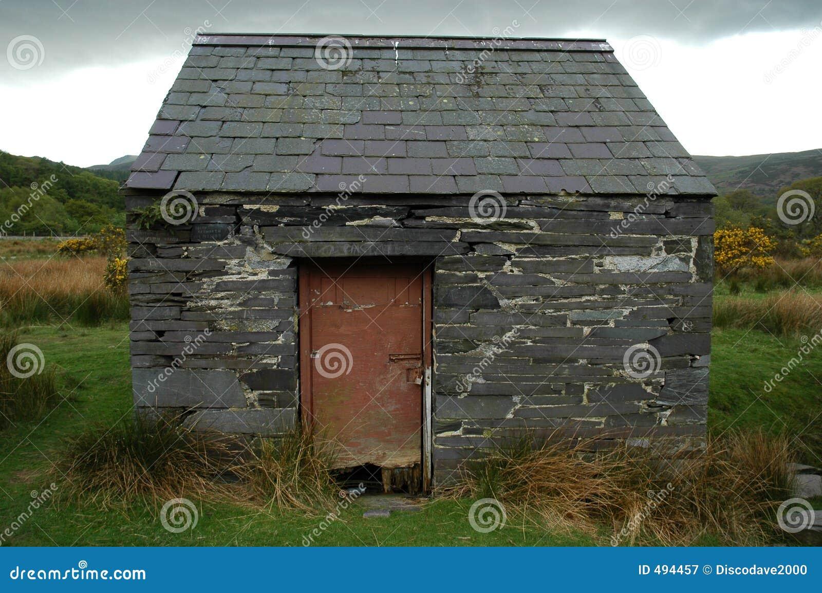 小房子的板岩
