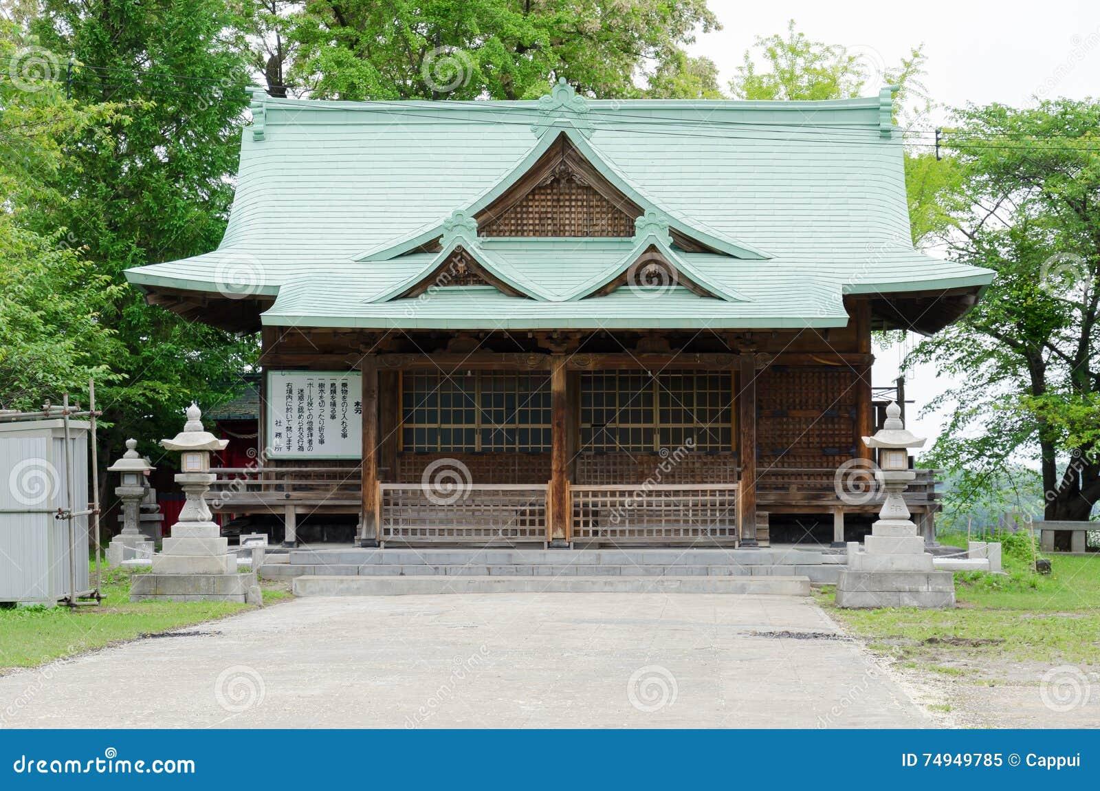小樽寺庙,日本