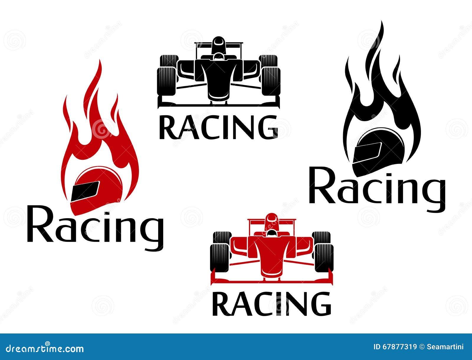 小汽车赛和motorsport象