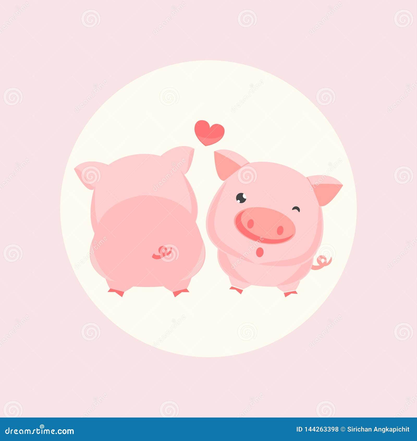 小的猪动画片