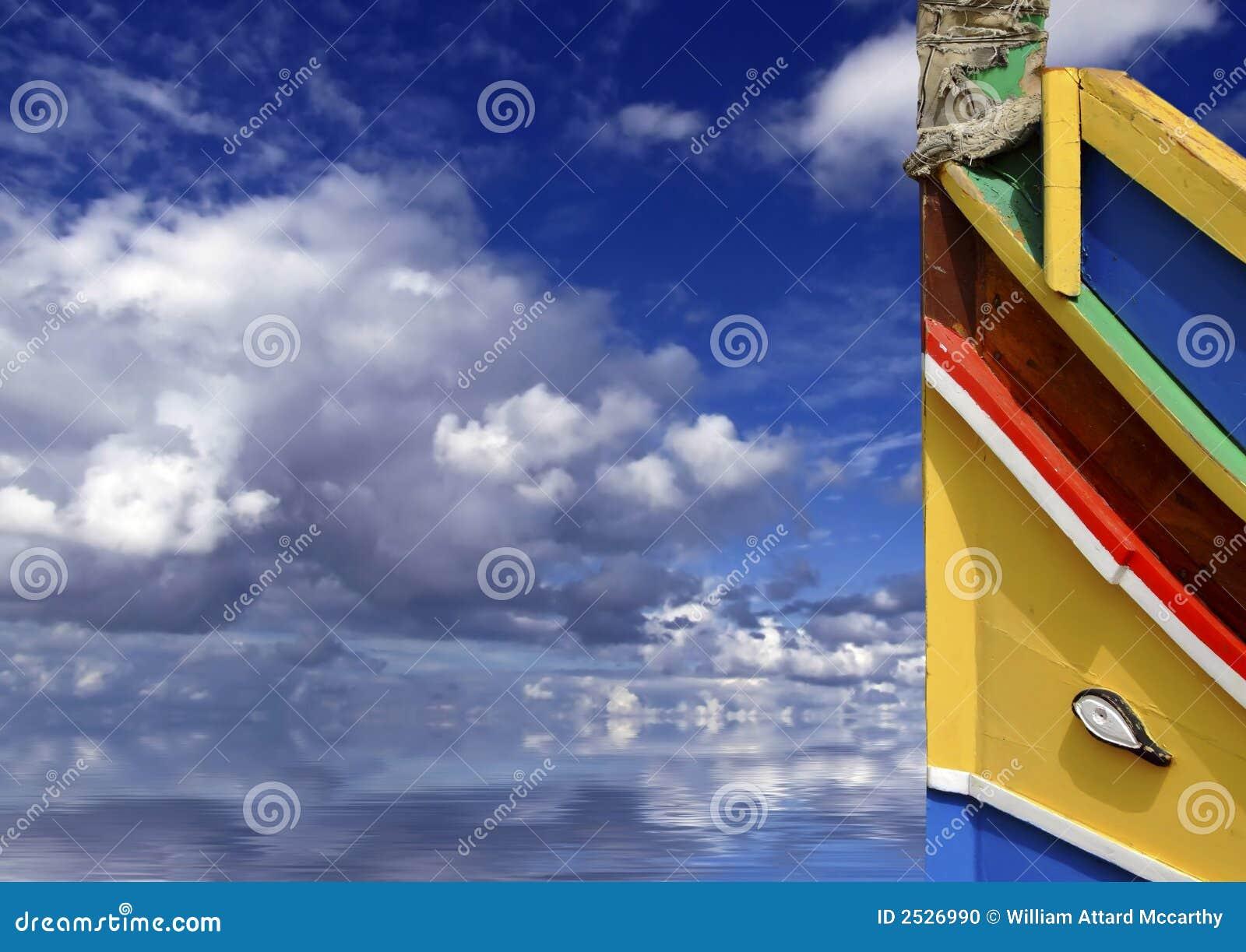 小船马耳他