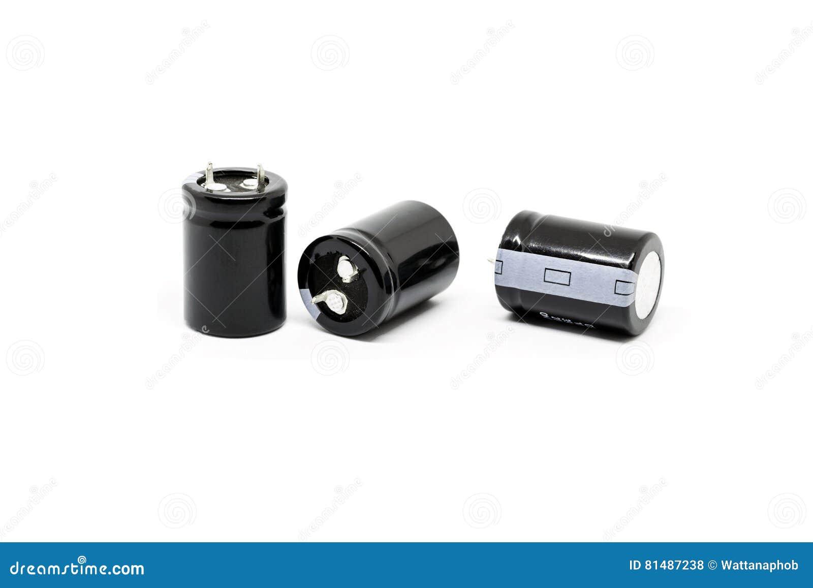 小组电容器